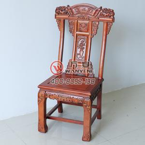 High-end solid wood Antique Chinese carved dining ...