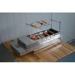 Electric automatic flip grill 3032