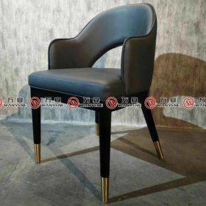 Solid wood dining chair 2363